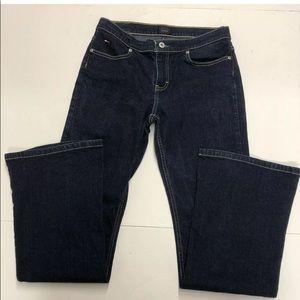 Tommy Hilfiger Women Bootcut Jeans Size 9 Vintage